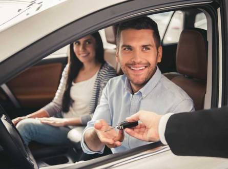 The Best Rates for Car Loans in Wilmington